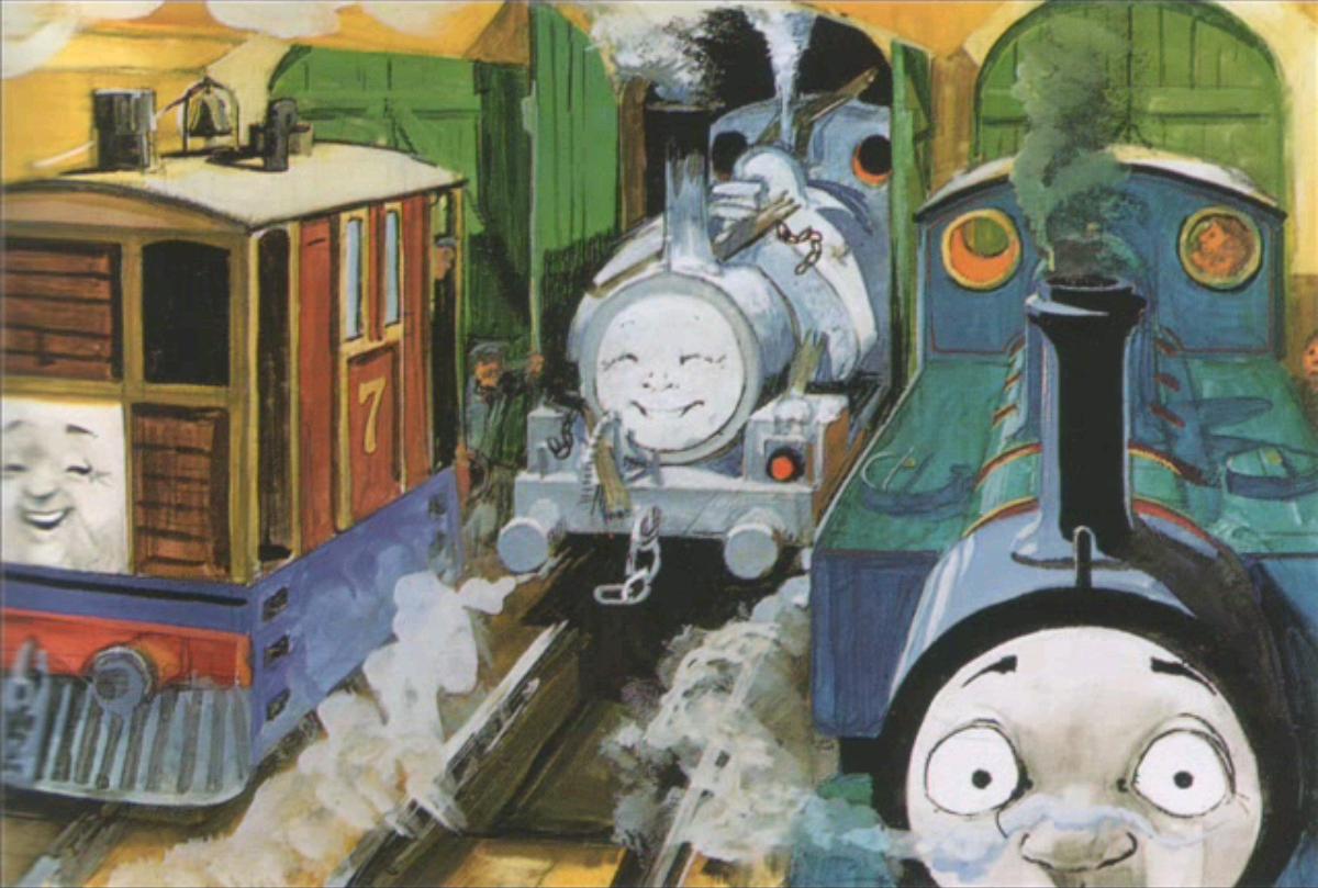 ArthurEngine's Review Jungle: RWS No. 26: Tramway Engines