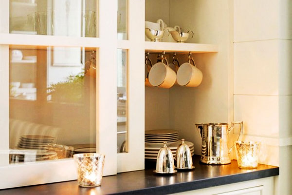 Whitewings Home Decoration: Small Kitchen Designs & Decoration Idea!