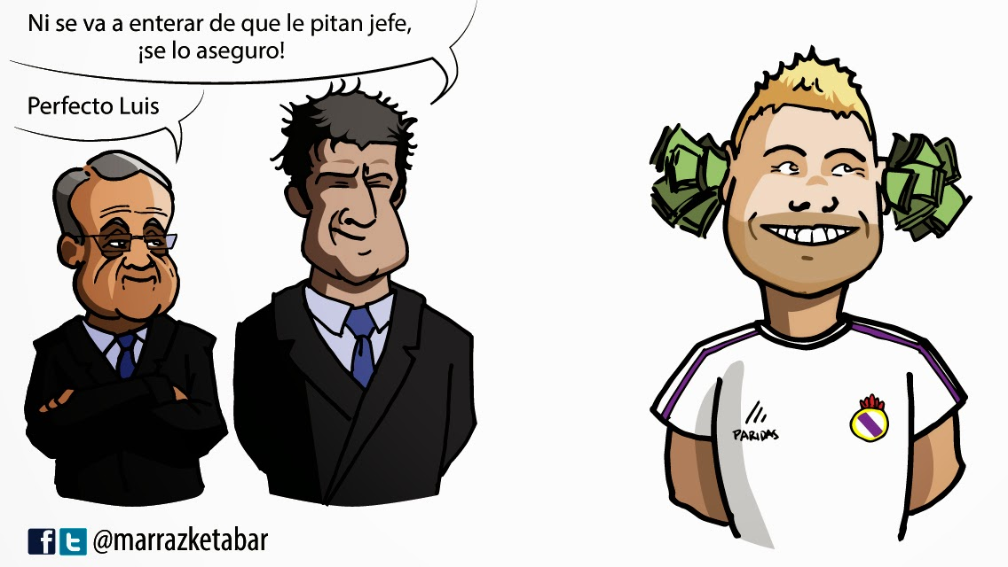 Illarra real madrid