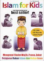 toko buku rahma: buku ISLAM FOR KIDS, pengarang nurbayati, penerbit oase publishing house