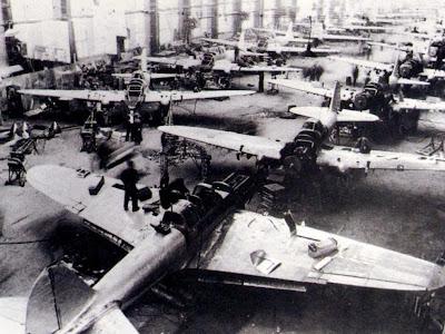 Серийное производство Ил-2