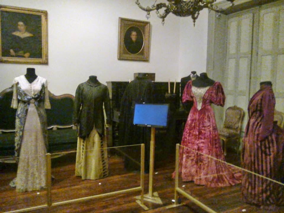Vestidos de mujer de 1810