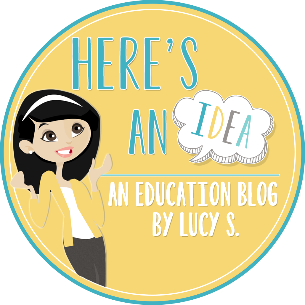 Here's an Idea by Lucy S. blog