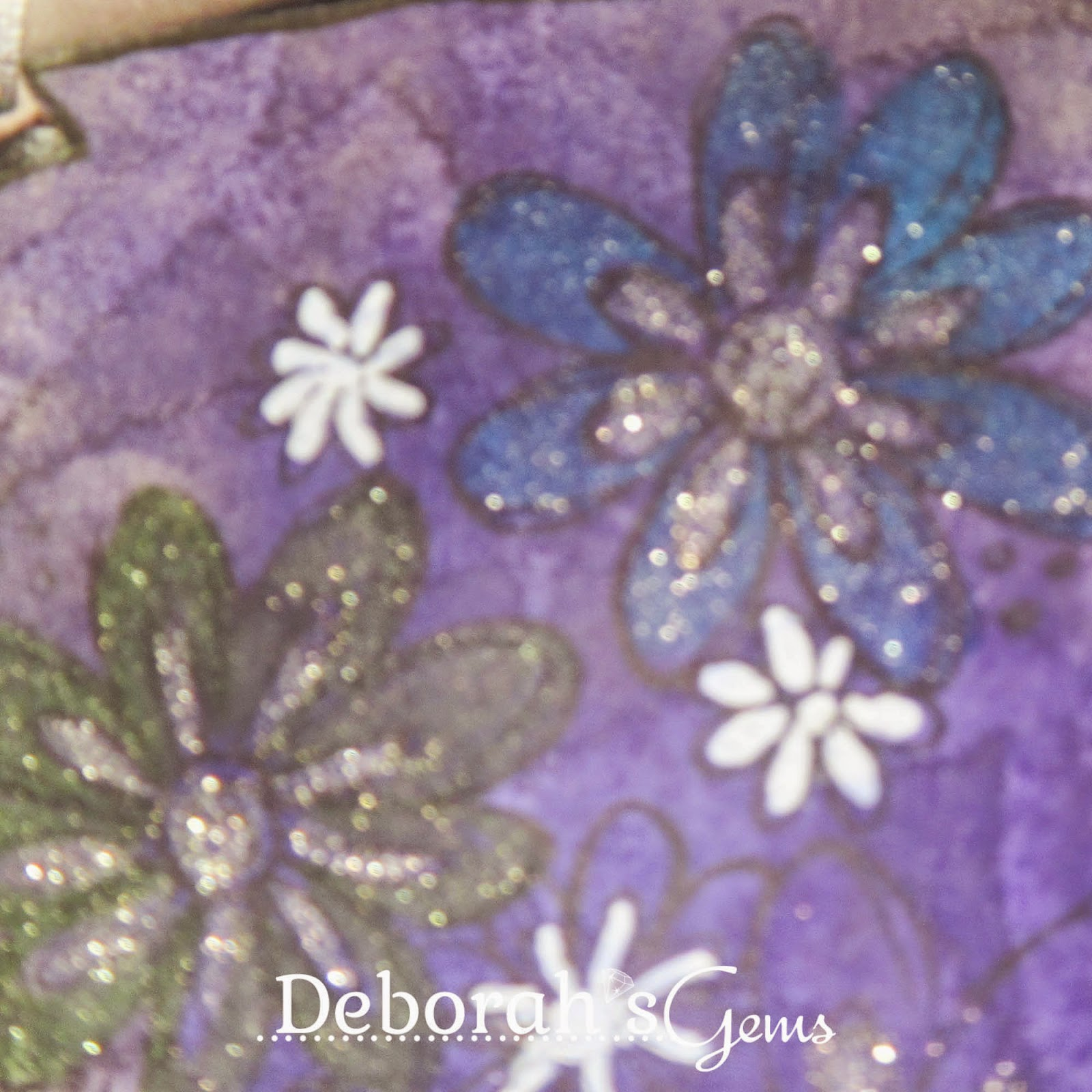 Cool Tag Lady detail - photo by Deborah Frings - Deborah's Gems