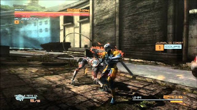 Metal Gear Rising Revengeance PC Gameplay