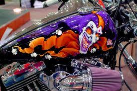 Motorcycle Custom Paint Shop Phoenix