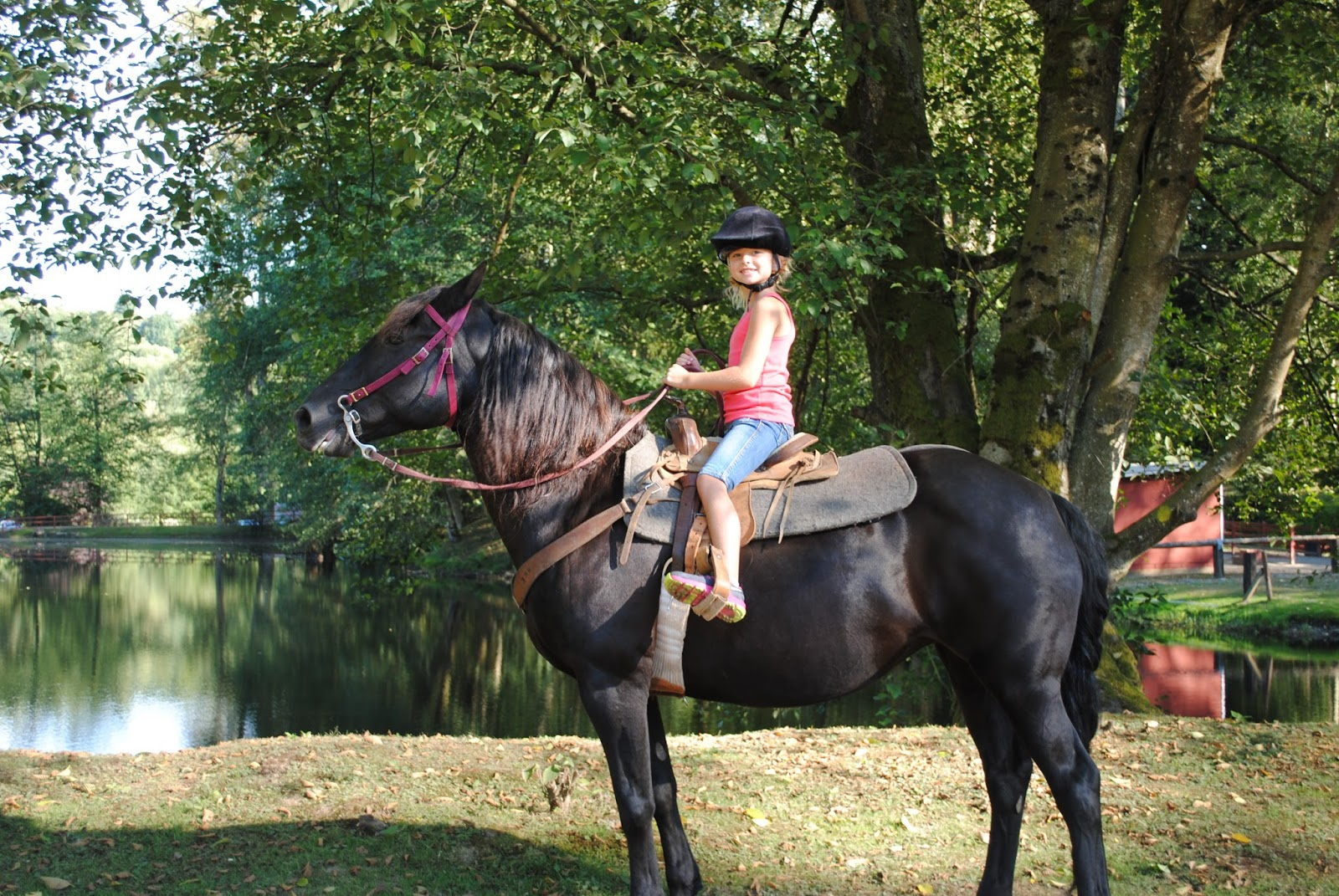 kelsey rylee langs horse and pony farm our trip to nana s wouldn t be complete out a trip to langs rylee has outgrown her days of riding ponies and has stepped up to horses