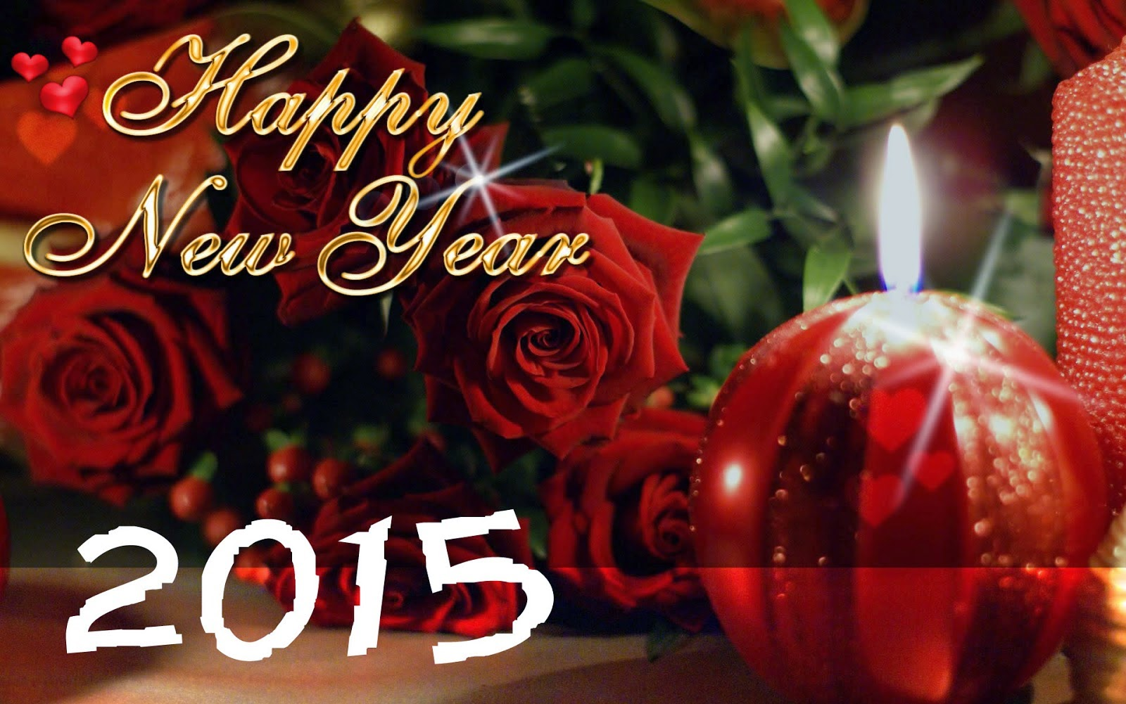 Happy New Year to ALL From Pierview Properties Real  Estate - 2015
