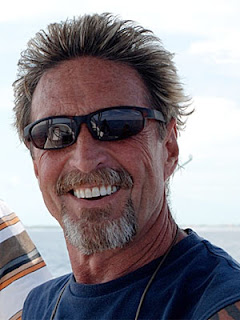 Pendiri McAfee Ditahan Atas Senjata Ilegal Dan Dakwaan Narkoba