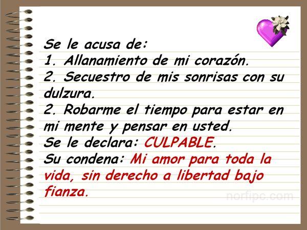 Poemas de Amor para mi Novia   FRASES DE AMOR CORTAS