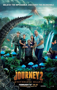 Cuộc Phiêu Lưu Đến Hòn Đảo Huyền Bí - Journey 2: The Mysterious Island poster