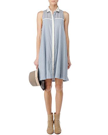 Denim Dress on Denim Dress Ings