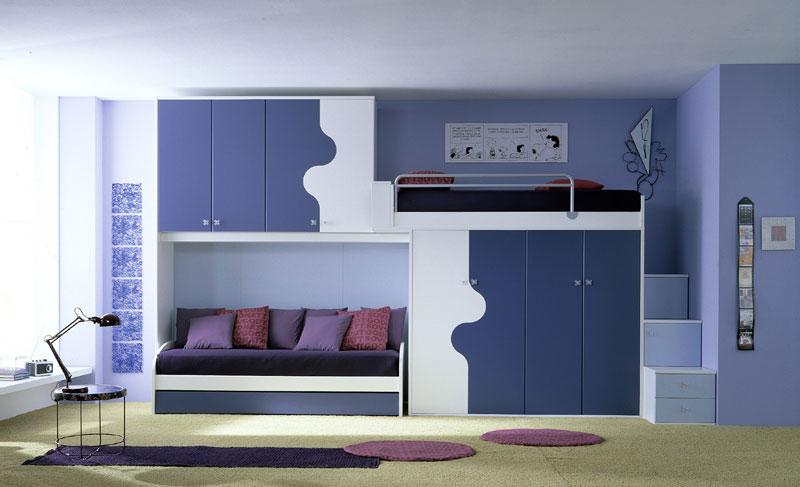 Best bunk beds cool kids bunk beds for Children bedroom design