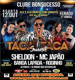 CLUBE BONSUCESSO - TACA TACA SUMSET