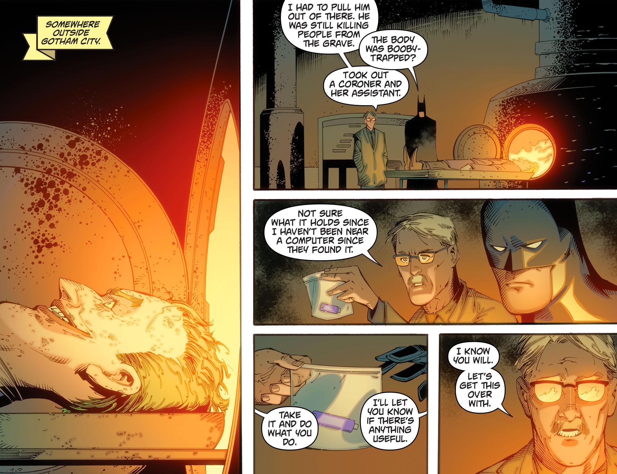 Batman: Arkham Knight [I] Issue #3 #5 - English 20
