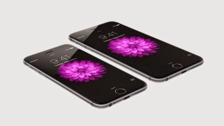 Download wallpaper iPhone 6 (iOS 8) disini