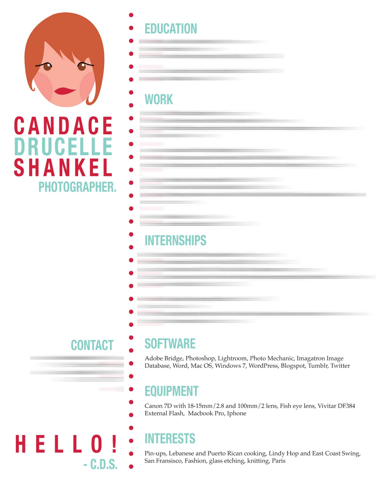 Amazing Resume Makeover Contemporary - Entry Level Resume Templates ...