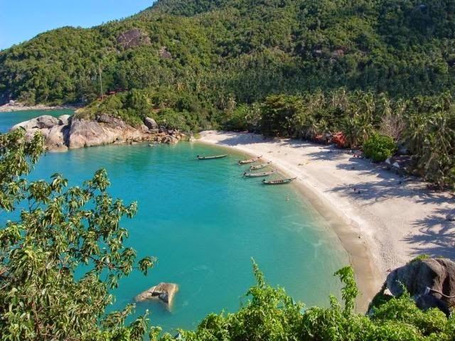حقائق عن جزيرة تشانغ الرائعة
