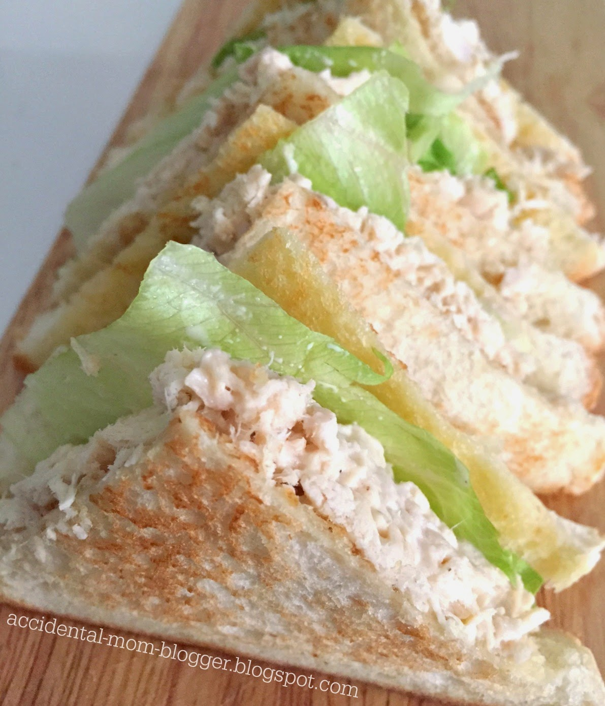 Recipe] Easy Peasy Breakfast - Chicken Mayo Sandwiches | ABSOLUTE by ...