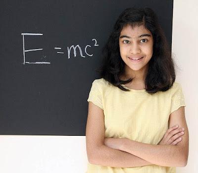 Anak Remaja Ini Mempunyai IQ Paling Tinggi Di Dunia