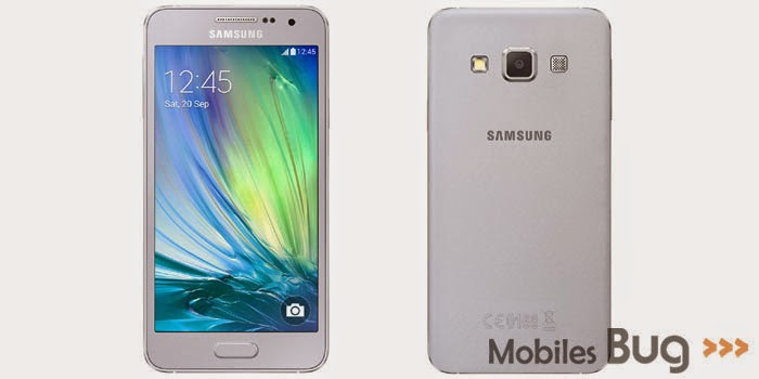 Samsung Galaxy A3 price in India, full specifications