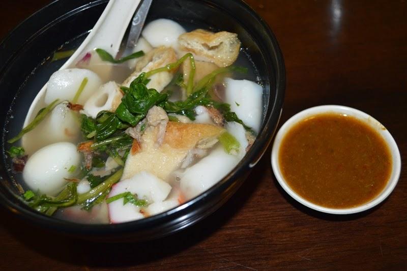 Manjung Yong Tau Foo Terbaik Kuala Lumpur  Food Review
