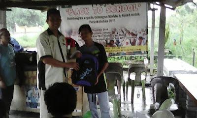 Program sumbangan bantuan persekolahan