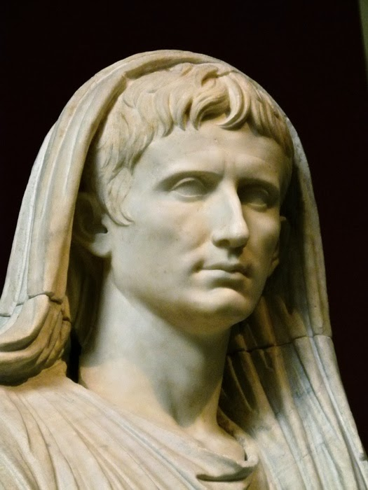a biography of augustus the founder of the roman empire List of roman emperors  regnal dates, and portraits of the emperors of the roman empire, with links to more  tiberius claudius caesar augustus germanicus.