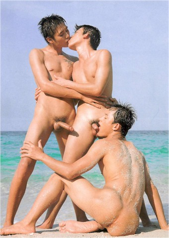 Door2 007 Hot Thai Magazine Door Naked Boys Photo Shoots