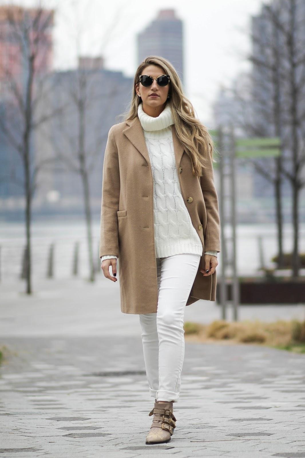 camel coat under $200