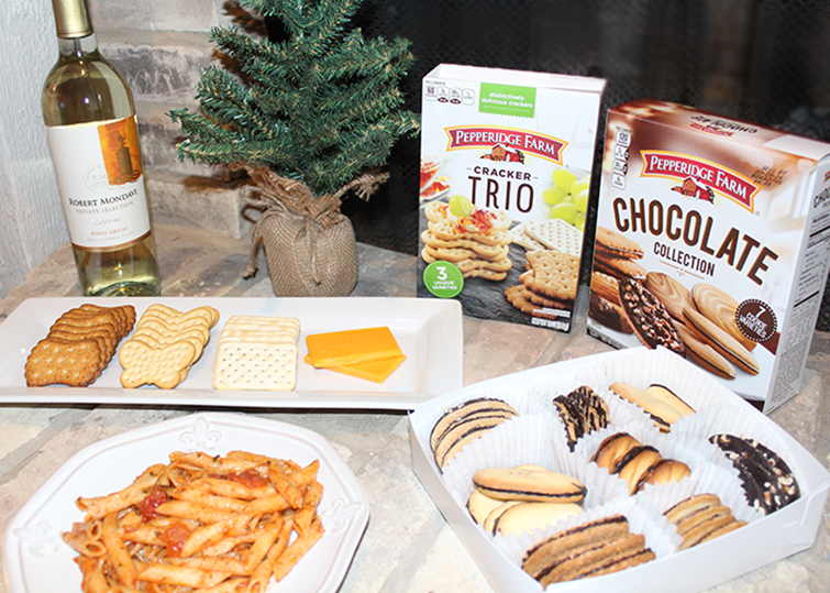 Easy Holiday Entertaining Food Pairings