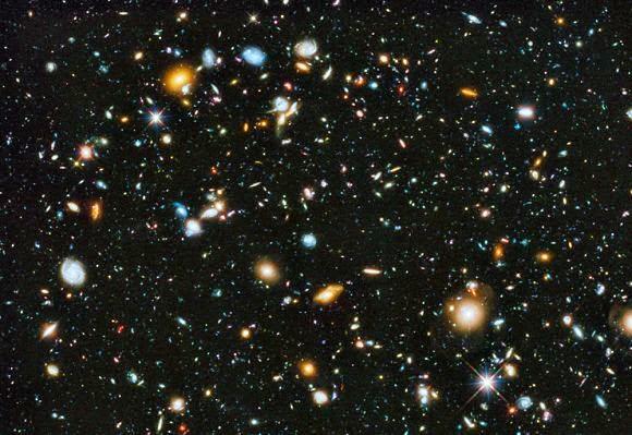 Foto Ini Menggambarkan Masa-masa Awal Alam Semesta Kita