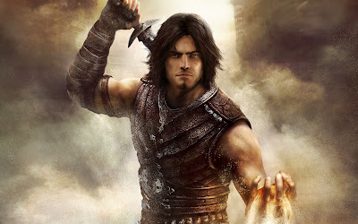 Prince of Persia Forgotten Sands Game HD Wallpaper
