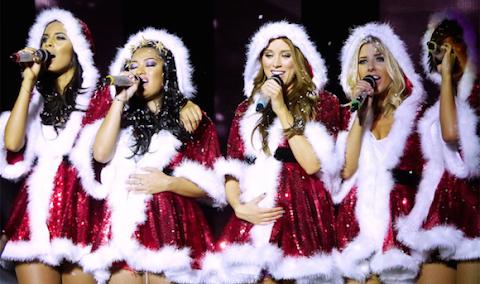 christmas wrapping, il singolo natalizio delle saturdays