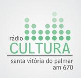 Rádio Cultura AM de Santa Vitória do Palmar RS ao vivo