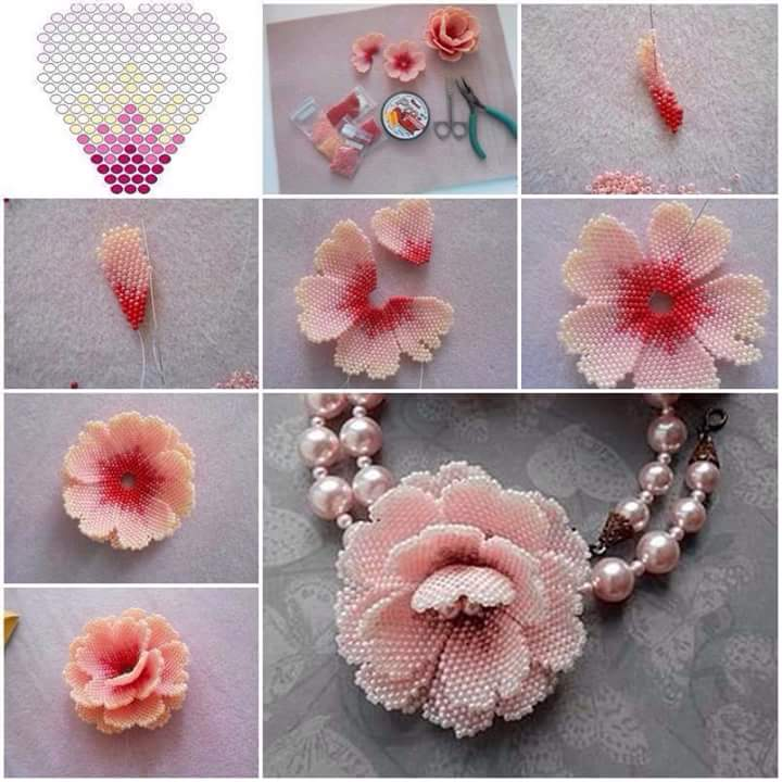 Make A Beutiful Flowers In Differnt Style Crazzy Craft
