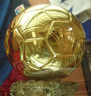 Pallone D'oro trofeo