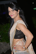 Anasuya sizzling photos in saree-thumbnail-15