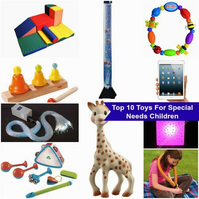 Toys For Special Needs : Emma s diary top toys for children with special needs