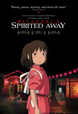 Animation Title : Spirited Away