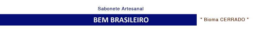Sabonete Artesanal do CERRADO :: BEM BRASILEIRO ::