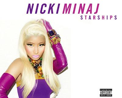 Nicki Minaj - Starships Lyrics