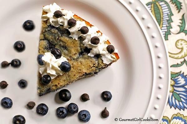 blueberry-pancake-skillet