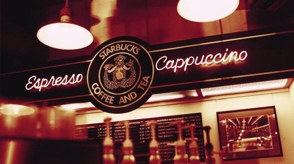 A origem do nome Starbucks