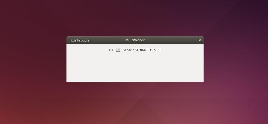 GNOME MultiWriter in Ubuntu