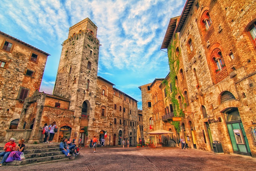 италия города