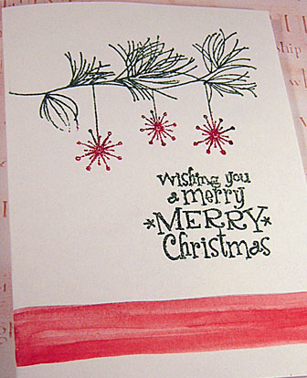 merry christmas design cards