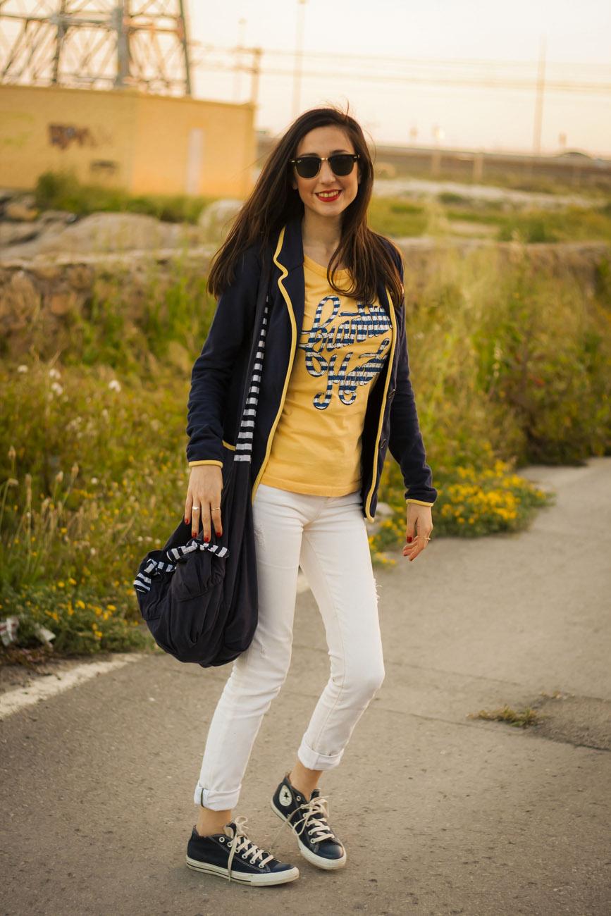 Navi Look Street Style