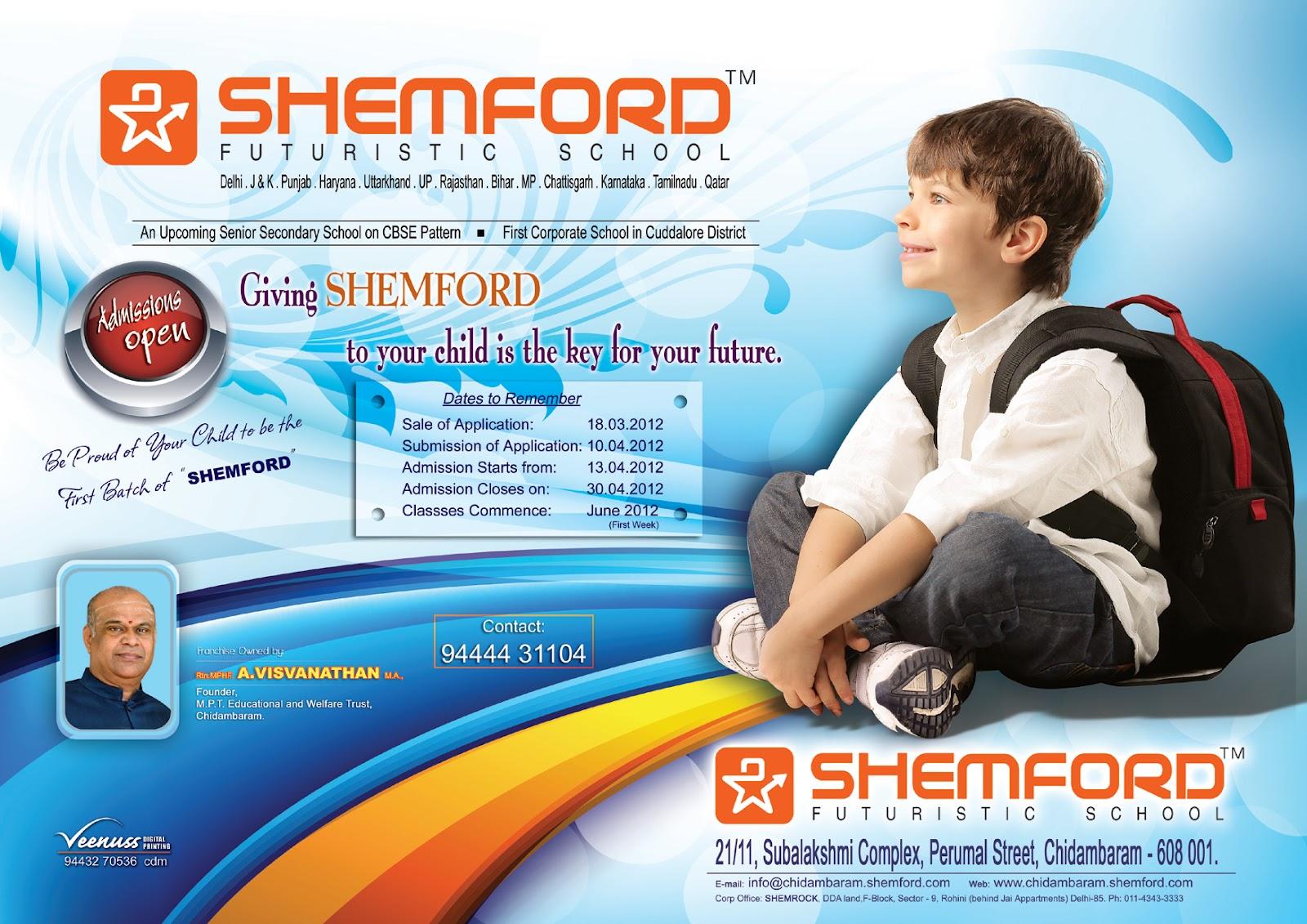 school handbill