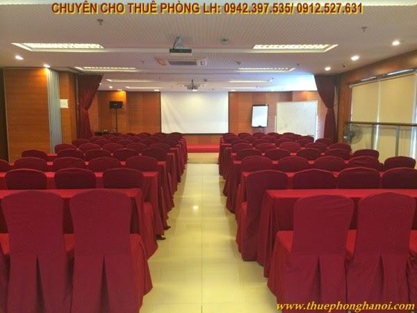 Cho thuê phòng học tại Hà Nội